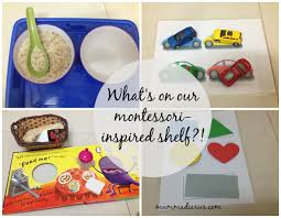 montessori inspired toddler learning activities w free