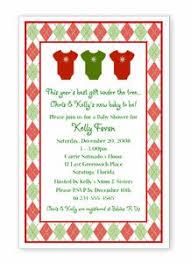 Christmas Baby Shower Invitations - 62 best shower images on pinterest christmas baby shower themed