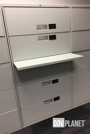 4 Drawer Lateral File Cabinet Hon 4 Drawer Lateral File Cabinet W Roll Out Top Storage