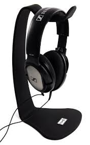 amazon black friday headsets amazon com cosmos headphones stand matte black home audio