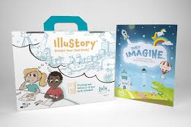 Build Your Own Toy Box Kit by Illustory