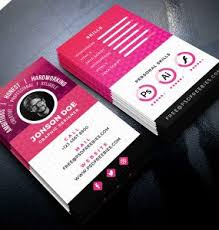 download free business cards psd download psd