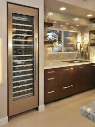 Kitchen Wine Cabinets Kitchen Furniture Island Kitchen Wine Fridge Image Ideas Built