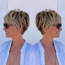 flattering hairstyles for mature women withnnice hair 2017 best short haircuts for older women short haircuts