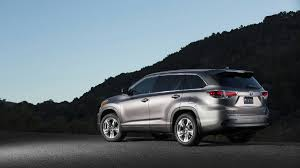 toyota highlander 2015 2015 toyota highlander suv review with price horsepower and photo