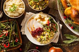 thanksgiving fare to help ease your back thanksgiving day