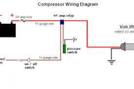 wiring diagram for air horn relay wiring diagram