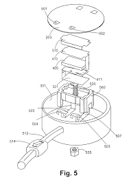 patent us20050016985 electrically operated temperature regulated