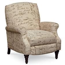 High Leg Recliner Furniture Elania High Leg Recliner Sam S Club