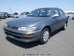toyota corolla sedan 1993 used 1993 toyota corolla sedan lx limited e ee101 for sale