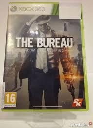 the bureau xbox 360 gra xbox 360 the bureau bydgoszcz sprzedajemy pl