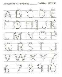 traceable alphabet for learning exercise dear joya kids