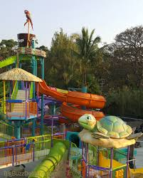 Six Flags Georgia Water Park Theme Park Props
