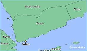where is yemen on the map where is aden yemen where is aden yemen located in the