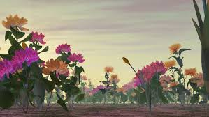 free stock video of garden flowers pink