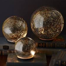 Outdoor Lighted Balls by Twinkling Light Spheres Silver Pier 1 Imports Main Floor
