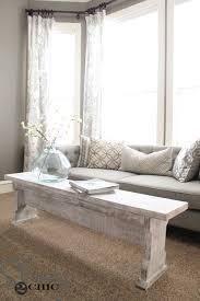 elegant bench coffee table u2013 interiorvues