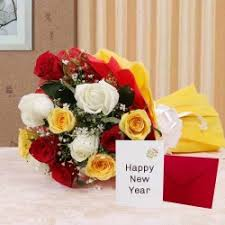 new year gifts new year gifts online send new year 2018 gifts myflowertree