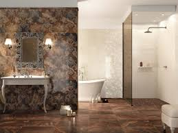Cheap Bathroom Tile by 15 Simply Chic Bathroom Tile Design Ideas Hgtv Cool Bathroom Wall