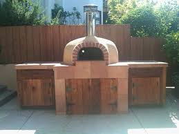 Backyard Pizza Oven Kit by Forno Bravo Stucco Wood Fired Oven Outdoor Pizza Oven Pizza