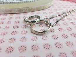 10 year wedding anniversary gift him 10 year wedding anniversary ring necklaces 10th