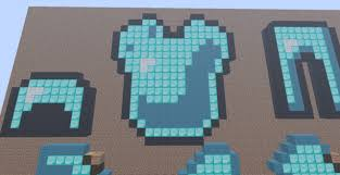 diamond minecraft diamond chestplate minecraft project