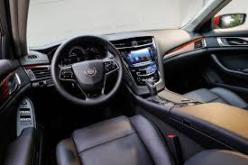 cadillac jeep interior 2014 cadillac cts vsport first drive automobile magazine
