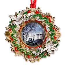 2013 White House Christmas Ornament The American Elm Tree  The