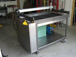 cnc plasma cutting table nifty cnc plasma cutting table plans f98 in amazing home decoration