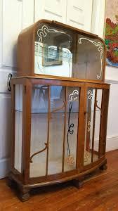 art deco drinks cabinet vintage walnut art deco drinks cabinet by rivington in new cross