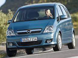opel meriva 2006 opel meriva facelift 2006 opel meriva facelift 2006 photo 06 u2013 car