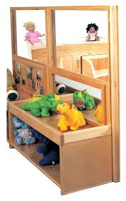 Daycare Room Dividers - strictly for kids deluxe room divider storage mirror