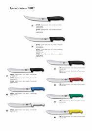 list of kitchen knives victorinox kitchen knives price list 2017 vnd