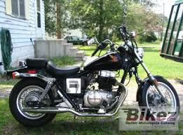 1986 honda cmx 450 rebel specifications and pictures