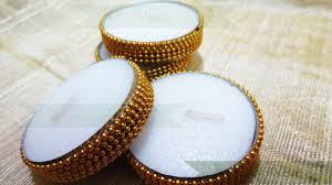 handmade diya base tutorial list of must buy diwali decor items in