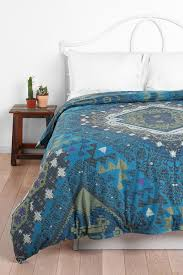 bedding delightful magical thinking moroccan tile sham set urban