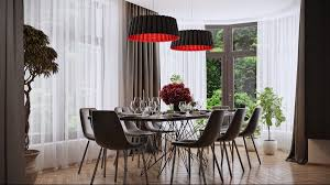 Dining Design by Dining Rooms That Mix Classic And Ultra Modern Decor