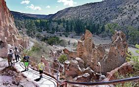New Mexico national parks images New mexico national parks see boost in visits local news jpg