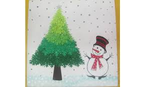 create a christmas card 20 amazing christmas decorations to try