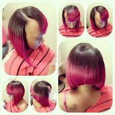 how to do a bob hairstyle with weave quick weave bob shaye s d vine perfection pinterest quick