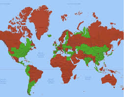 countries visited map countries and territories traveled map