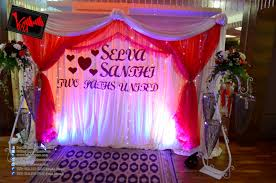 wedding arch kuching vina canopy decor wedding dinner decoration at sri putra