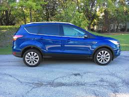 ford escape 2017 black 2017 ford escape improves but engine tech disappoint chicago