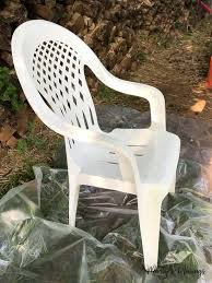 Best Spray Paint For Plastic Chairs Best 25 Outdoor Plastic Chairs Ideas On Pinterest Traditional