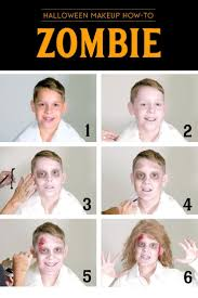 lurching zombie spirit halloween best 25 zombie makeup for kids ideas on pinterest halloween