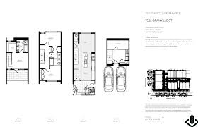 the intracorp townhome collection presale mapper