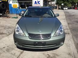 pre owned lexus es 330 used 2005 lexus es 330 sedan 4 990 00