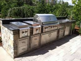 Outdoor Kitchen Cabinets Outdoor Modular Kitchen Cabinet Systems For An Outdoor Living Space