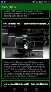 app hacker apk app hacking tutorial news android apps on play