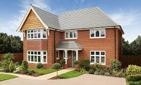 Redrow Oxford Floor Plan New Homes For Sale Uk